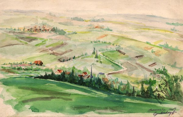 View of Buchenwald ART copy